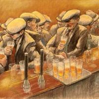 Nostalgia for the Working Man: Norman Cornish and Alexander Millar