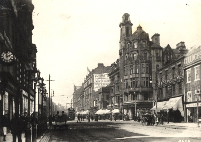 008267:Northumberland Street/Pilgrim Street Newcastle upon Tyne Unknown 1912
