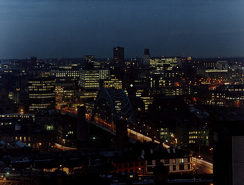 578769:A view of Newcastle upon Tyne City Engineers 1990