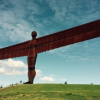 The Meaning of the Angel of the North According to the Internet