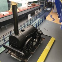 The Short-Lived Return of Stephenson's Rocket