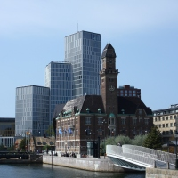 Embracing the Post-Industrial City: The Case of Malmö, Sweden
